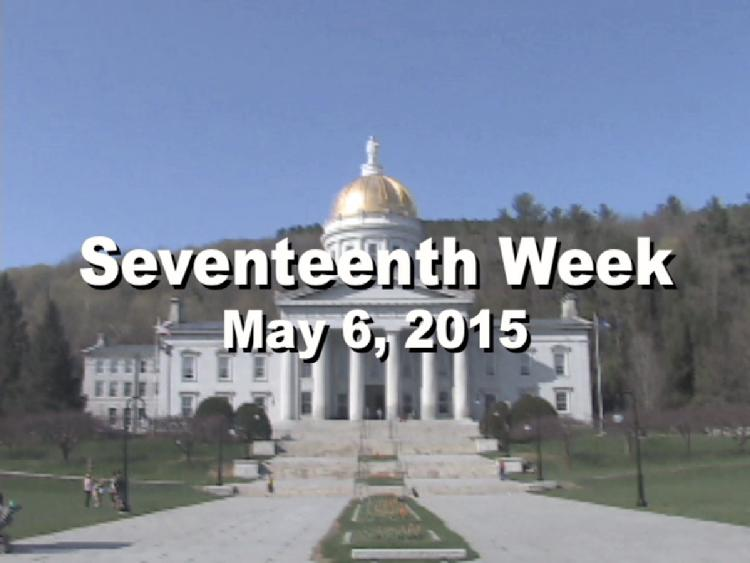 Under The Golden Dome 2015 Week 17  Seventeenth week of the 2015 Vermont legislative session May 6, 2015. State House Info � George Aiken Wildflower Memorial Garden. Interview segments with Vermont Lieutenant Governor Phil Scott, Rep. Steve Berry, Rep. Jean O�Sullivan, Rep. Kurt Wright View at https://vimeopro.com/vtvt/underthegoldendome2015/video/127108463
