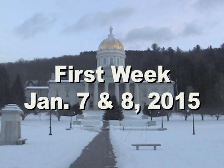 Under The Golden Dome 2015 Week 1  First week of the 2015 Vermont legislative session Jan. 7 & 8, 2015. State House Info � Gubernatorial Inauguration Preparations. Speaker of the Vermont House of Representatives Shap Smith�s Legislative Session Introductory Address. Interview segments with Rep. Tommy Walz, Rep. Anne Donahue, Rep. Don Turner, Rep. Cynthia Browning, Sen. Dick McCormack, Rep. Carolyn Branagan, Sen. Jeanette White, Rep. Diane Lanpher View at: http://vimeopro.com/vtvt/underthegoldendome2015/video/116384337