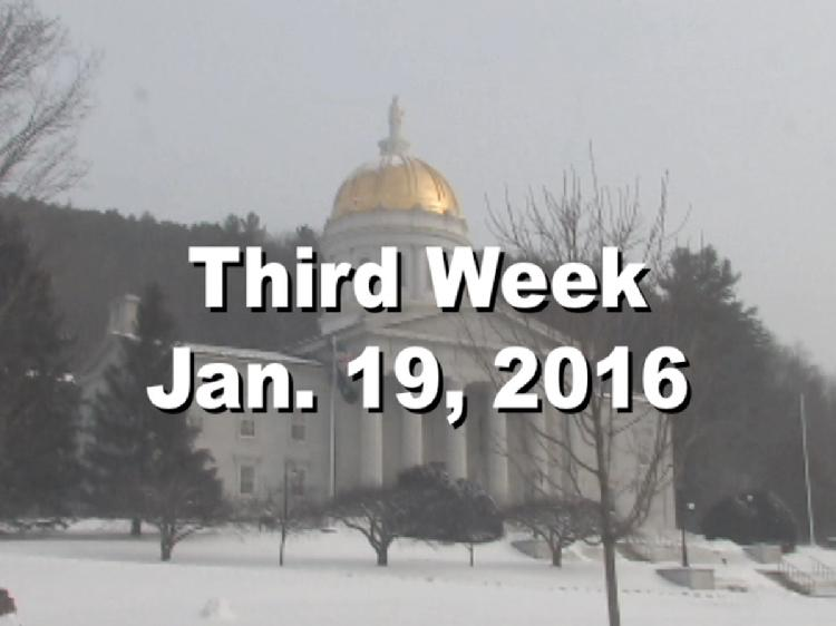 Under The Golden Dome 2016 Week 3