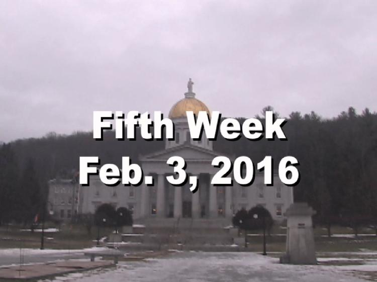 Under The Golden Dome 2016 Week 5